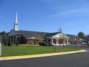 Gemeindehaus in Gainesville