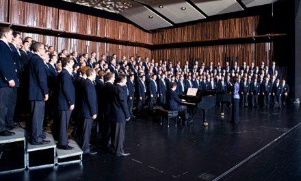 BYU男性合唱団が無料の宣教師アルバムをリリース
