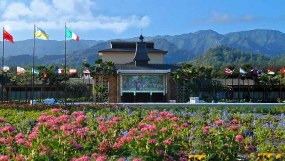 BYUハワイ校 ― 合衆国で最も多様性のある学校