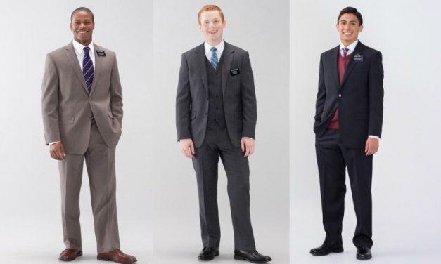 宣教師はどんな格好をしているの?:人々に認められ心を映し出す服装