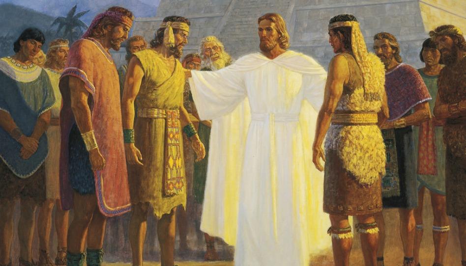 多くの人をキリストの元に導いたエービシのお話