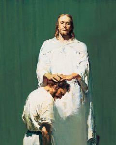 キリストと使徒