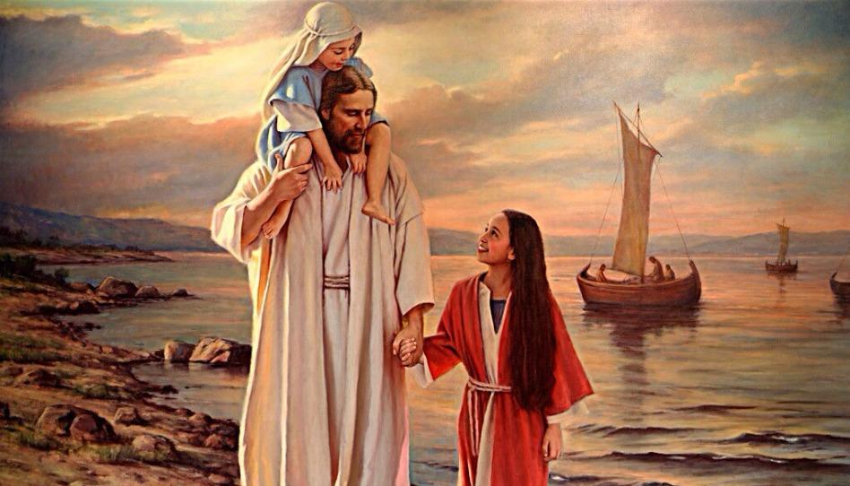 イエス・キリストと福音を通して、不安と恐怖を克服する