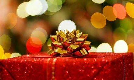 キリストの足跡に従い:クリスマスの贈り物