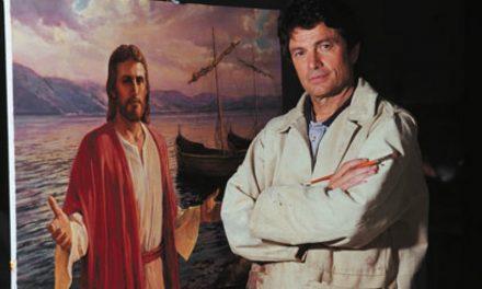 デル・パーソン―モルモンの有名な宗教画家