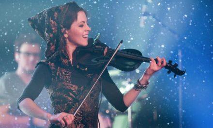 有名なバイオリニスト:リンジー・スターリングが伝道の思い出を分かち合う