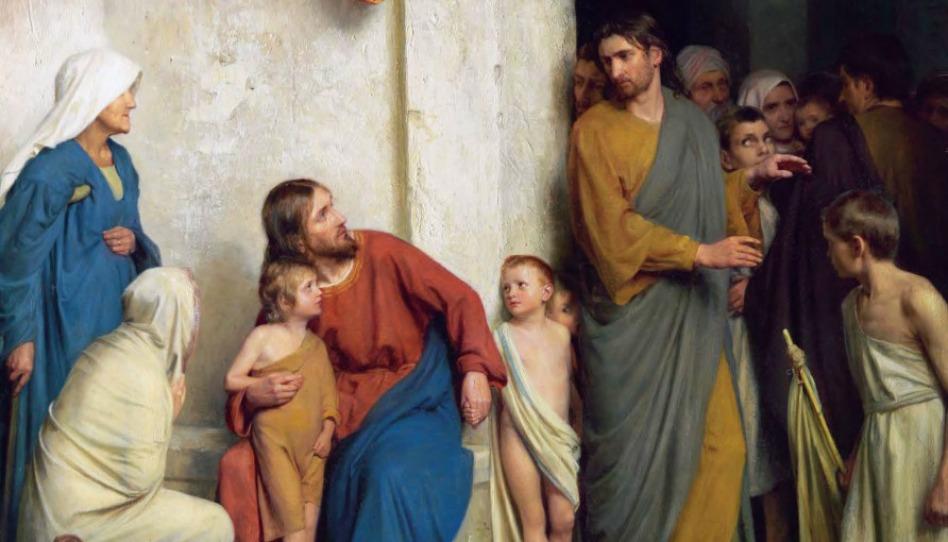 BYU:キリストの生涯の希少価値のある展示を主催する
