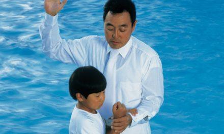 8歳は素敵:バプテスマの前に子供に教える8つのこと