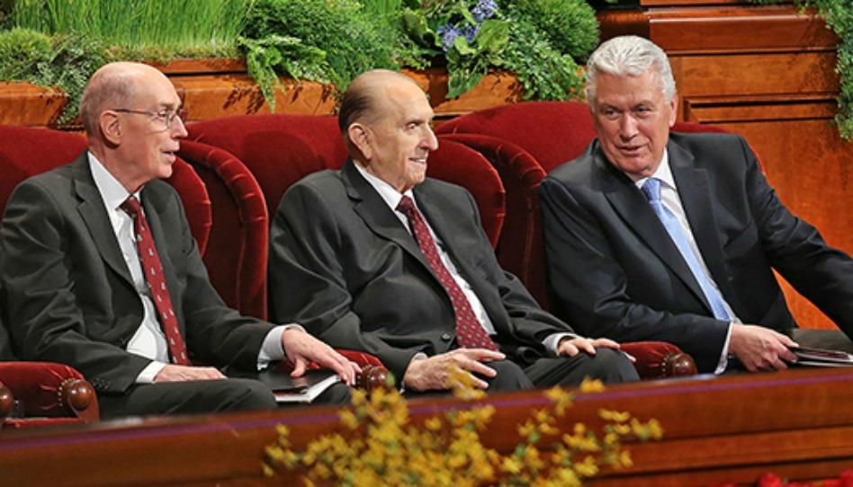 LDSの指導者は教会の歴史の中で最も高齢