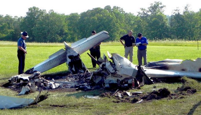 末日聖徒のビショップ夫妻と2児が航空機事故死