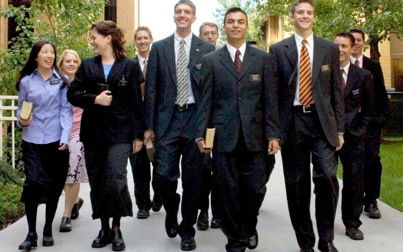 宣教師訓練センターでの2週間:将来の宣教師と保護者の皆様へ