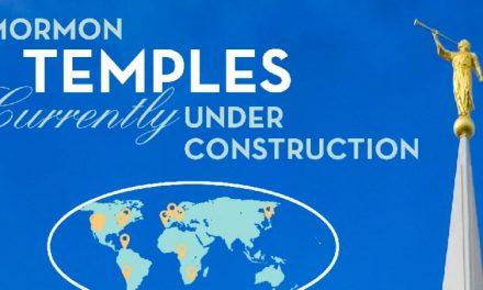 インフォグラフィックが神殿の建設進行状態アップデートを特集
