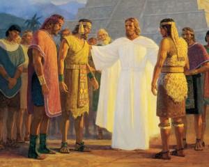 復活されたキリスト
