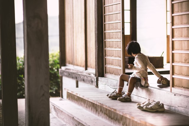 人と交流を避けた幼少時代