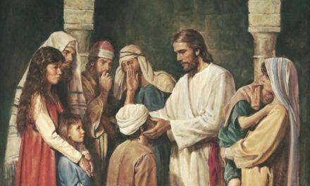 キリストが行った奇跡:心の盲目を癒す