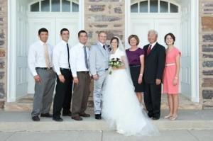 ローガン神殿結婚