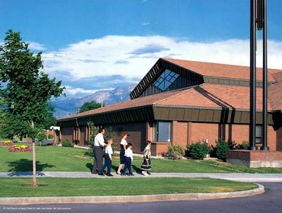 Mormon's Church