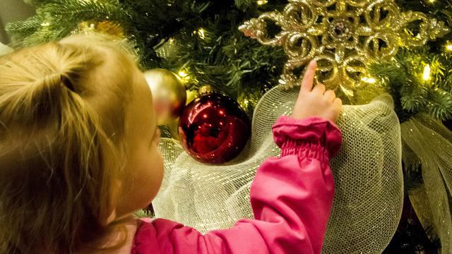 モルモン教のクリスマスツリー