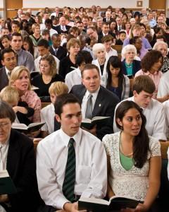 モルモン教の集会