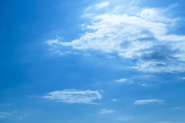 美しい空の'ような人生