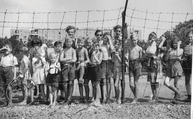 第二次世界対戦中の子供たち