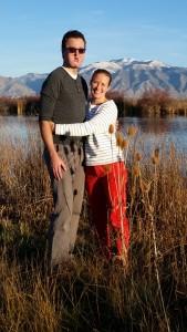 永遠の結婚をしたモルモン教のブライアンとナタリー