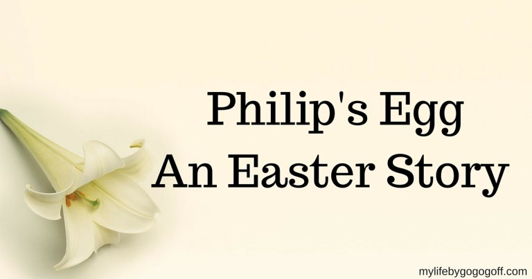 フィリップの空っぽの卵