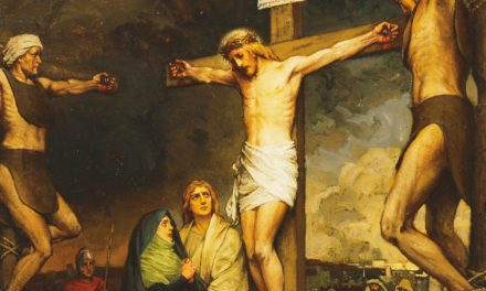 キリストの十字架と贖い:キミは説明できるかな?