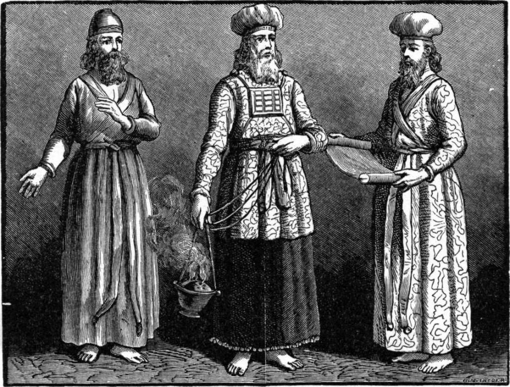 ユダヤの文献よりウリムとトンミムについて学ぶ