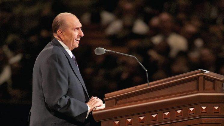 預言者が総大会で語られたこととは?