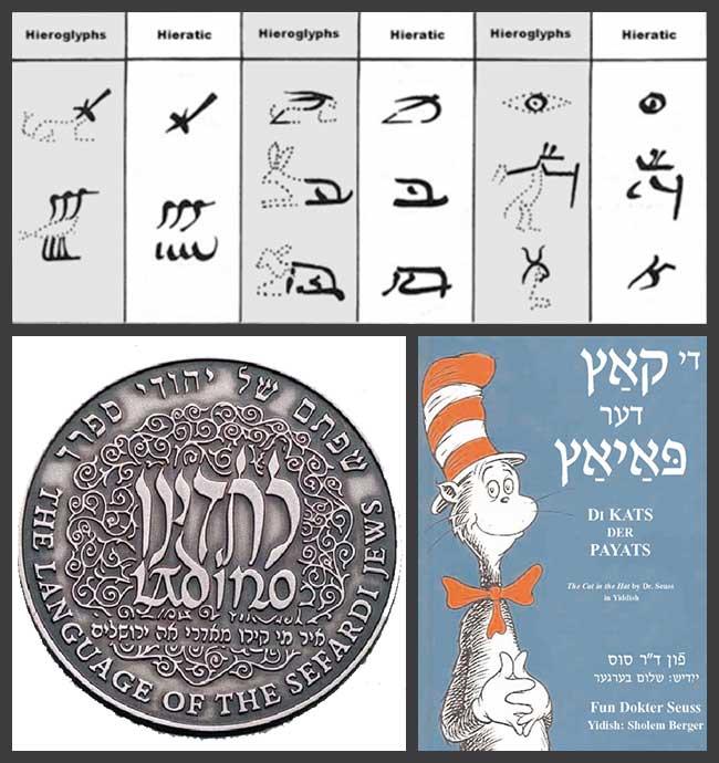 モルモン書のエジプト文字