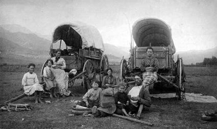 モルモン教の開拓者たち:種を植え育てる