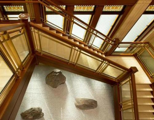 札幌神殿 階段
