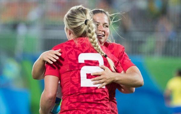 女子ラグビーを銅メダルに導いたアシュリー・スティーシー