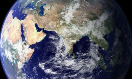 宇宙から地球を見ることによりもたらされる霊的な力