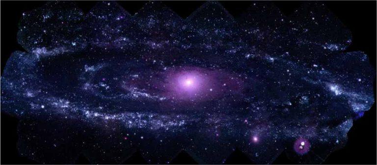 宇宙より天地創造