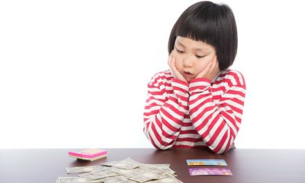 デーブの意見:子供の金銭教育