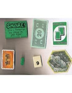 海外のいろんなゲームのカード