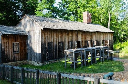 開拓者の町にあった鉄工所