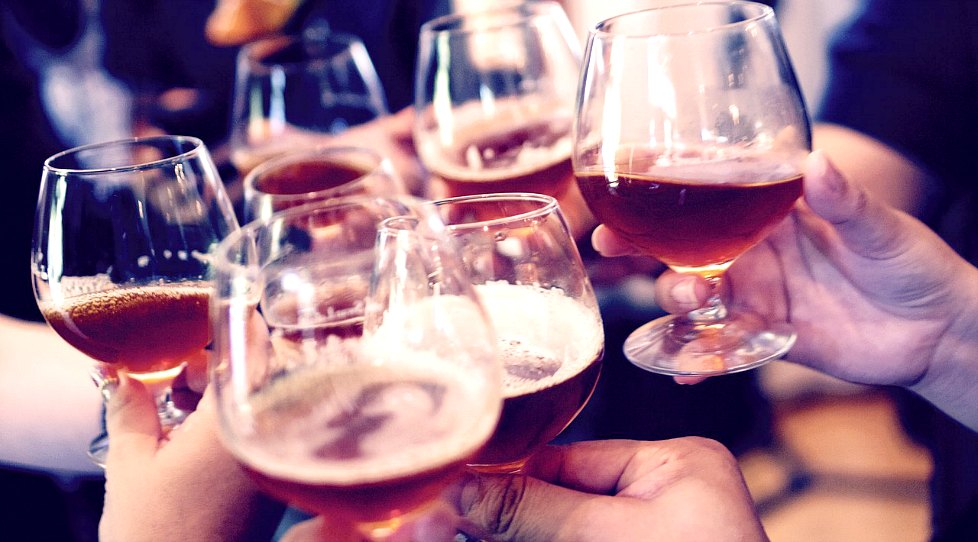 知恵の言葉を支持する、アルコールと健康に関する新しい研究結果