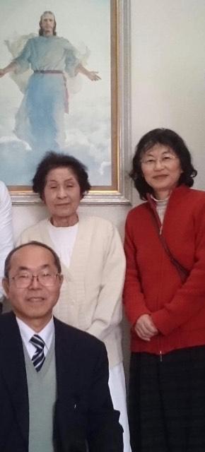 モルモン教に改宗した松橋家族