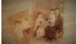 昔の家族写真
