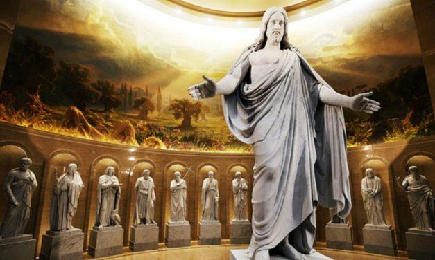 救い主の像、クリスタスに関するあまり知られていない5つの秘話