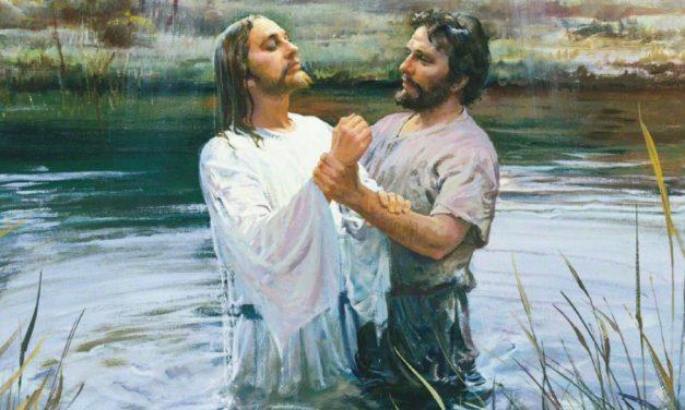 なぜ生きているうちにバプテスマを受けるほうがいいの?